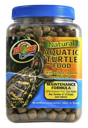 Zoo Med Aqu.Turtle Food Maint. 340g, Zoo Med-111